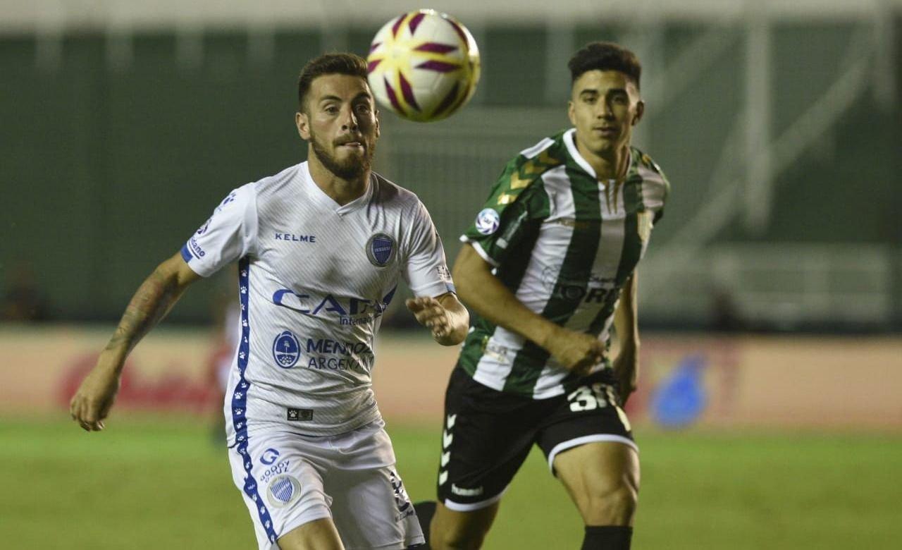 Godoy Cruz empató con Banfield y se aleja de la Sudamericana