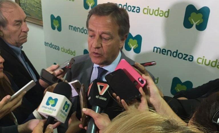 Suarez aseguró que quiere ser el próximo gobernador de Mendoza