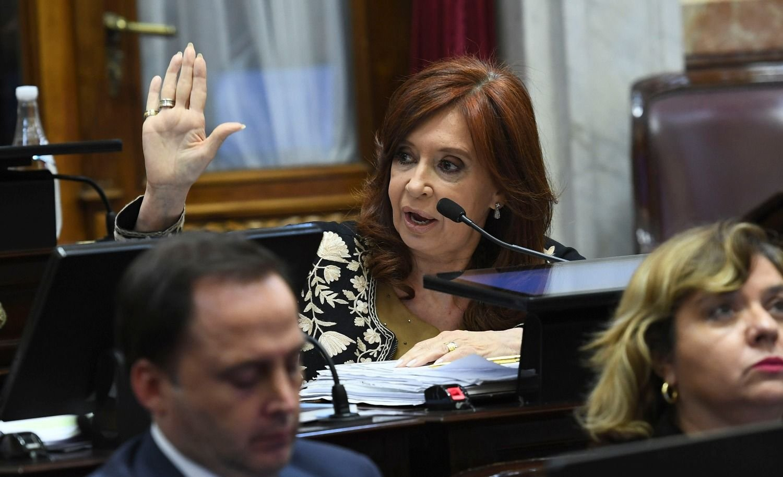 Doble procesamiento con prisión preventiva a Cristina Kirchner