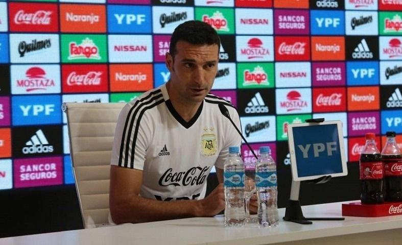 Lionel Scaloni confirmó el equipo para enfrentar a Venezuela