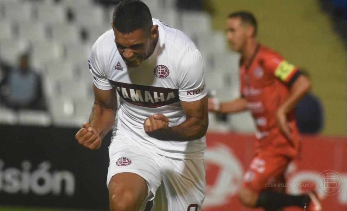 El Globo vendió cara su derrota ante Lanús en la Copa Argentina