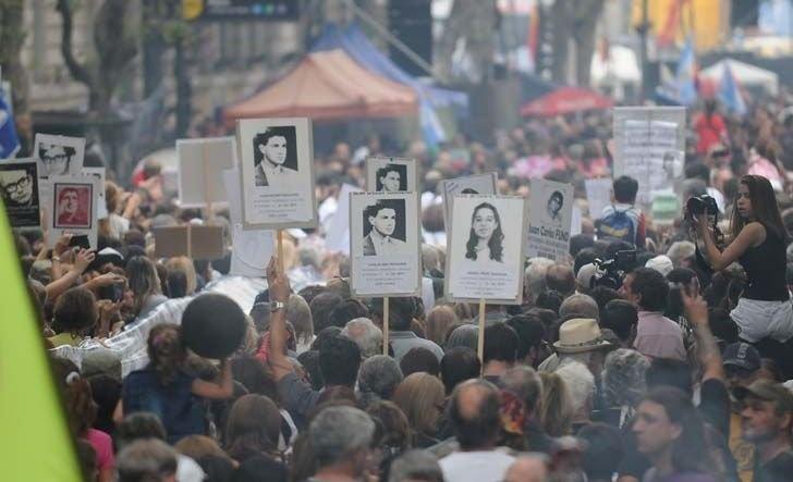 Organizaciones de derechos humanos marcharán a Plaza de Mayo
