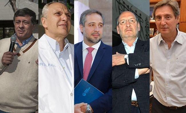 Encuesta: estos candidatos se entusiasman en San Rafael, Guaymallén, San Martín, Maipú y Las Heras