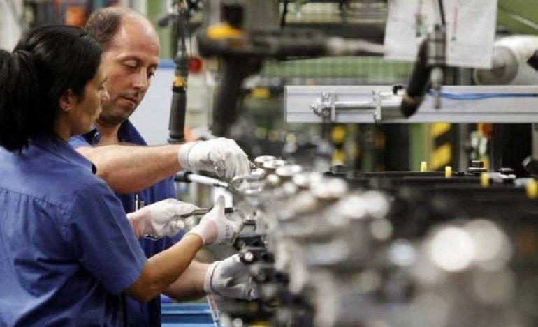 Industria Pyme: la producción cayó 6,1% en febrero
