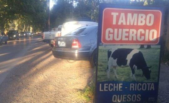 Tambo Guercio seguirá vendiendo leche a granel