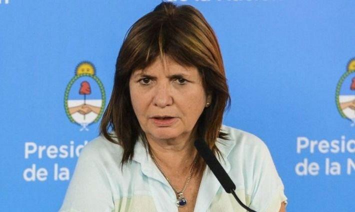 """Patricia Bullrich defendió al Presidente: """"La 'machirula' es Cristina"""""""