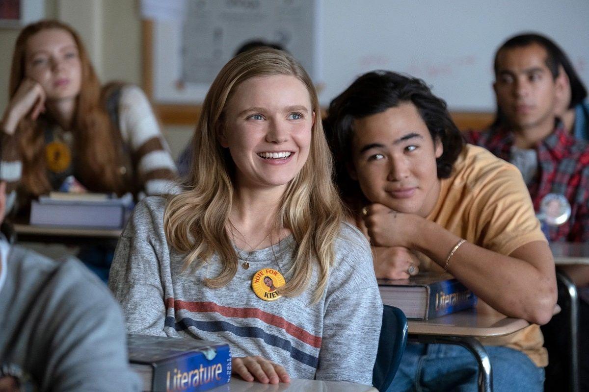 Moxie, la película con mucho girl power, ya está en Netflix