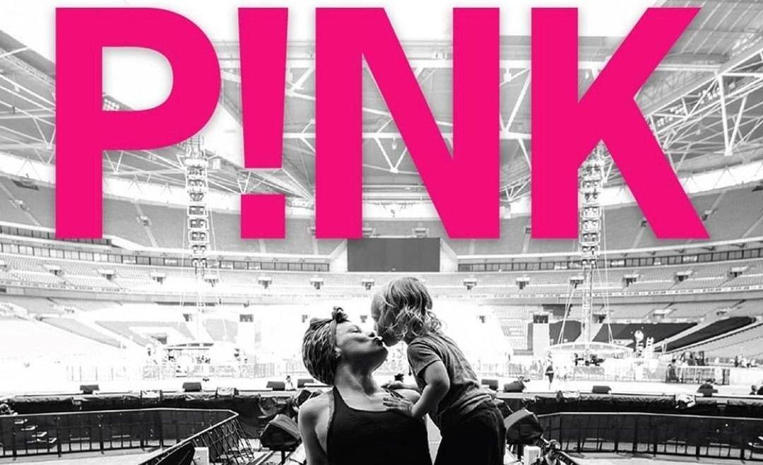 """Pink tendrá su propio documental por Amazon: """"All I know so far"""""""