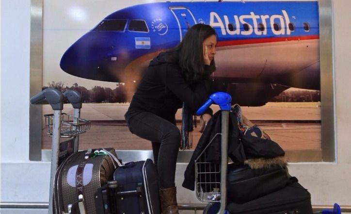 Gremios aeronáuticos paralizaron toda la Argentina y anunciaron paro