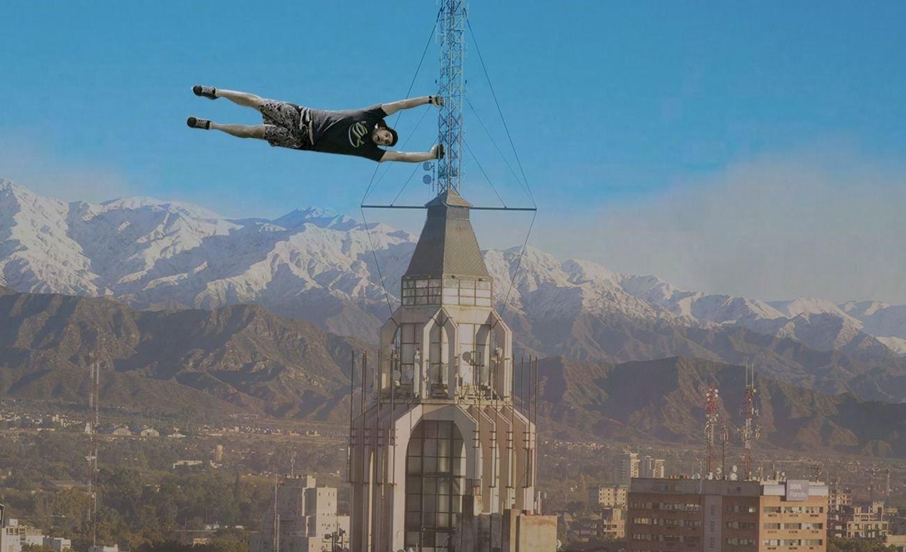 Activan alerta por Zonda en Mendoza