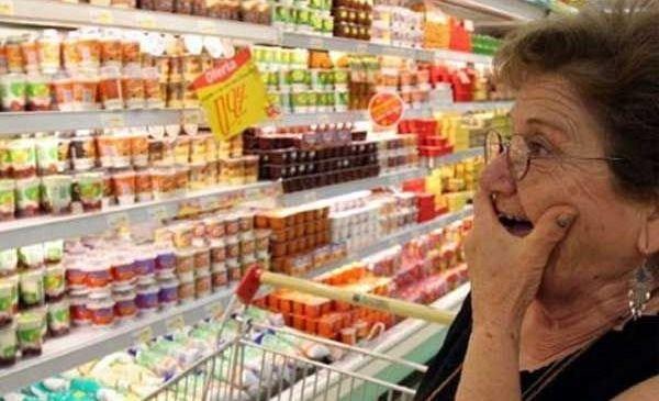 Para adentro: en Mendoza la inflación durante el primer trimestre roza el 9%