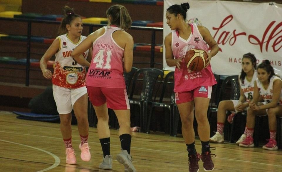 Las Heras Básquet sigue 'dulce' de local