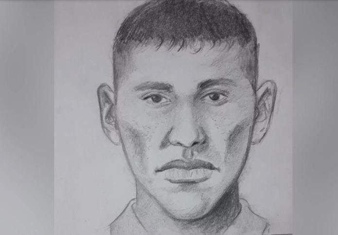 Ya circula el identikit del presunto asesino del colectivero
