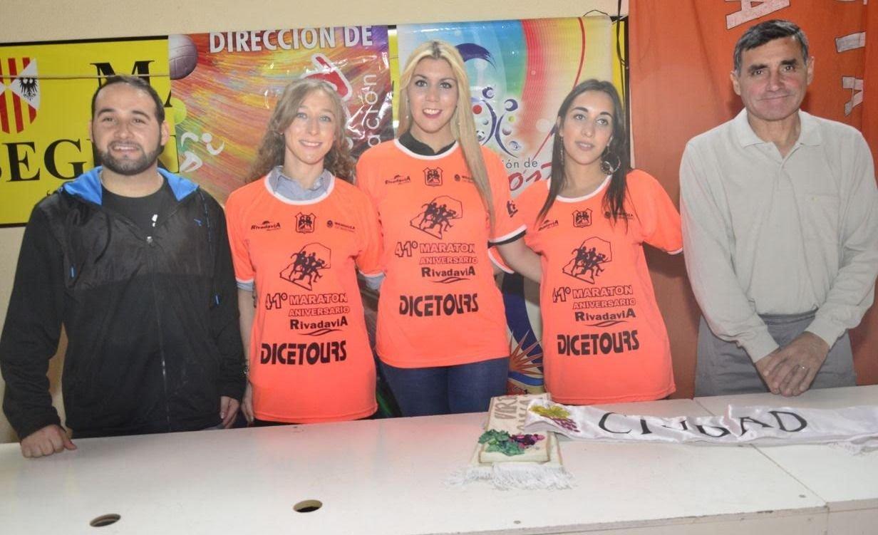 Rivadavia: festejo de aniversario con una gran maratón