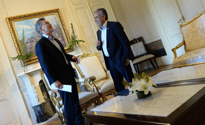 Gas: Macri aceptó varios puntos de la propuesta de Cornejo