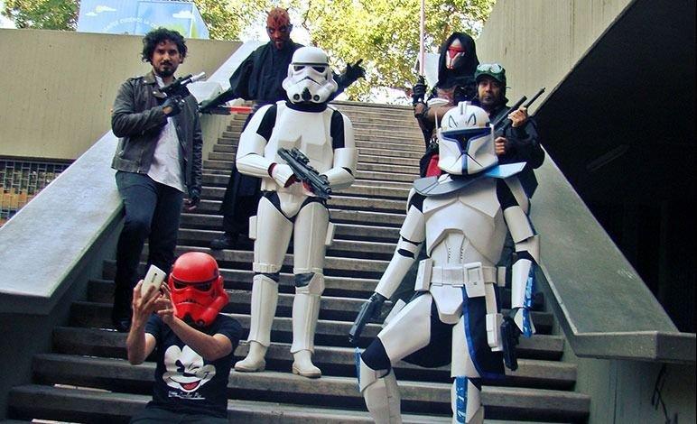 "Se viene la ""Star Wars Expo Mendoza"""