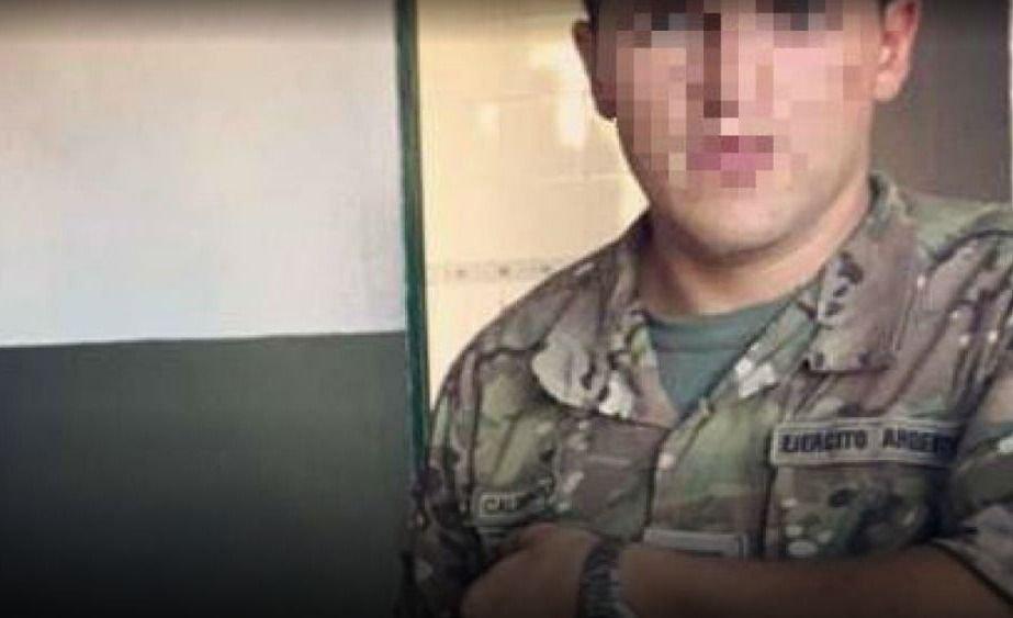 El último posteo del militar argentino que se dio un tiro en la cabeza