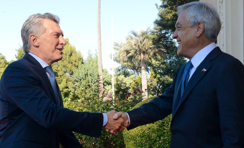 Macri y Piñera analizarán la realidad del Paso Cristo Redentor