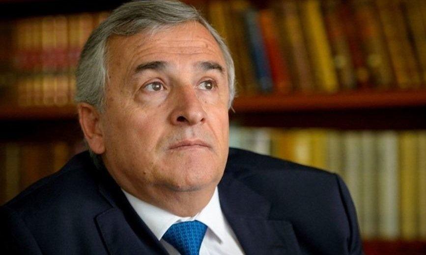 """Acusaron a Gerardo Morales de """"planificar el golpe de estado"""" en Bolivia"""