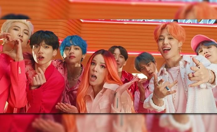 El video más visto en la historia de youtube es de BTS