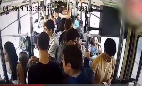 metrotranvía choque
