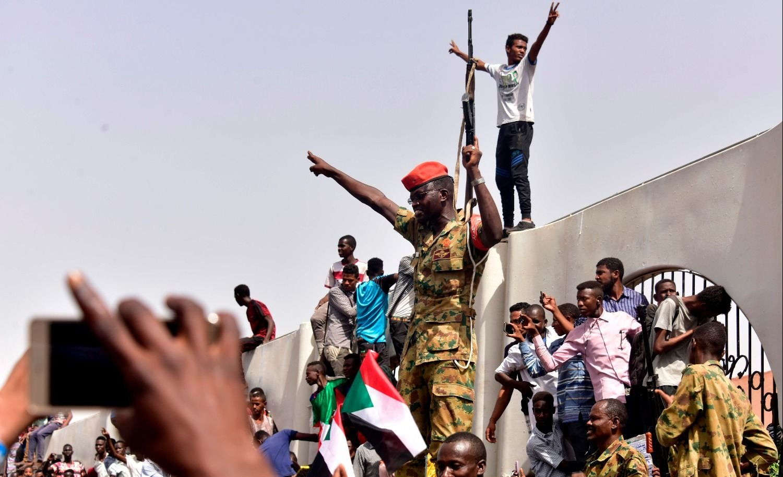 sudan al bashir