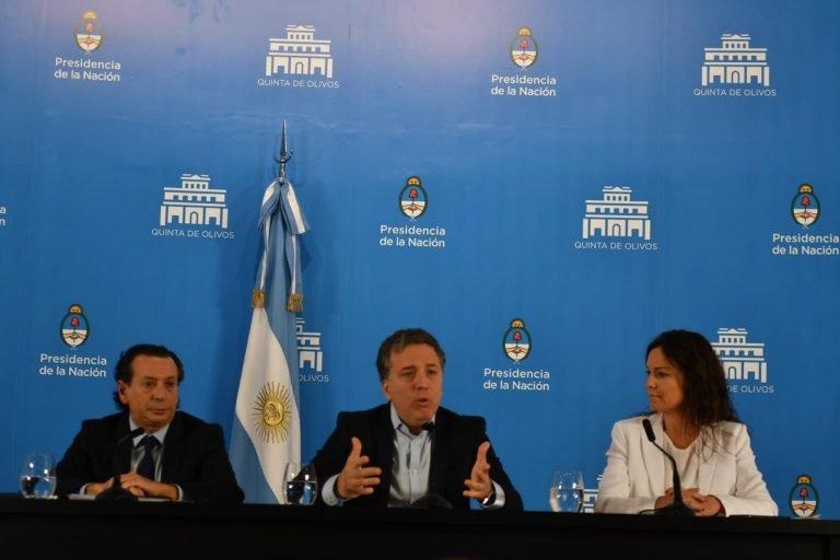 nicolás dujovne-programa-medidas económicas-gobierno nacional-Mauricio Macri-funcionario