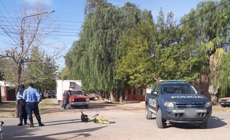 Mendoza | Policía atropelló y mató a un ciclista