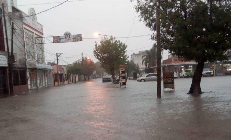 chaco-resistencia-corrientes-inundacion-inundaciones-lluvias-muertos--tormenta-lluvias