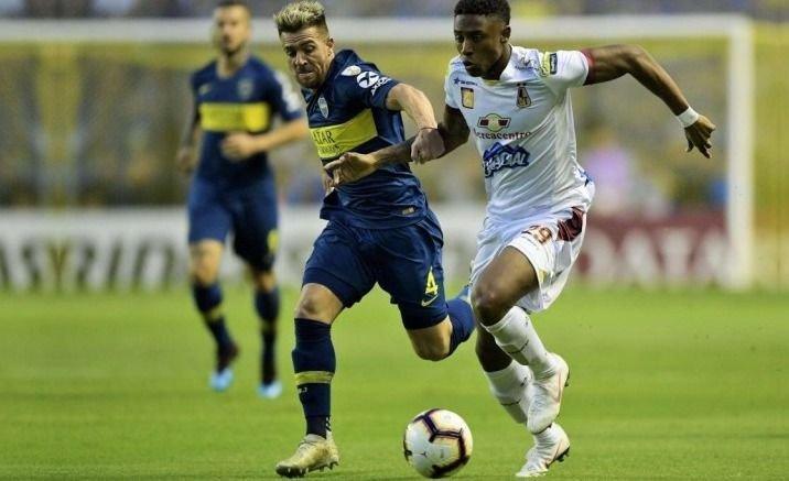 En Colombia, Boca va por la clasificación ante Deportes Tolima