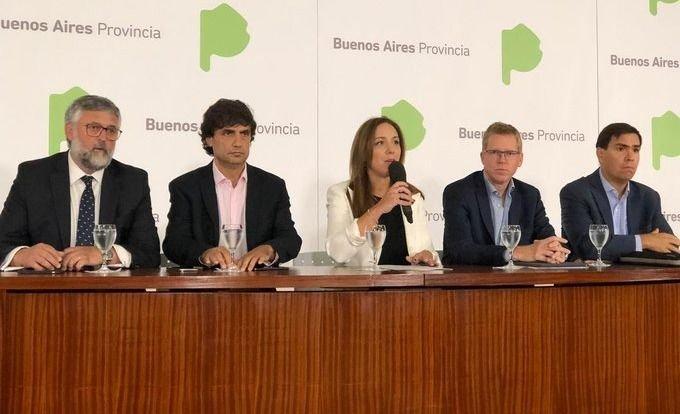 Vidal presentó medidas económicas para paliar la crisis