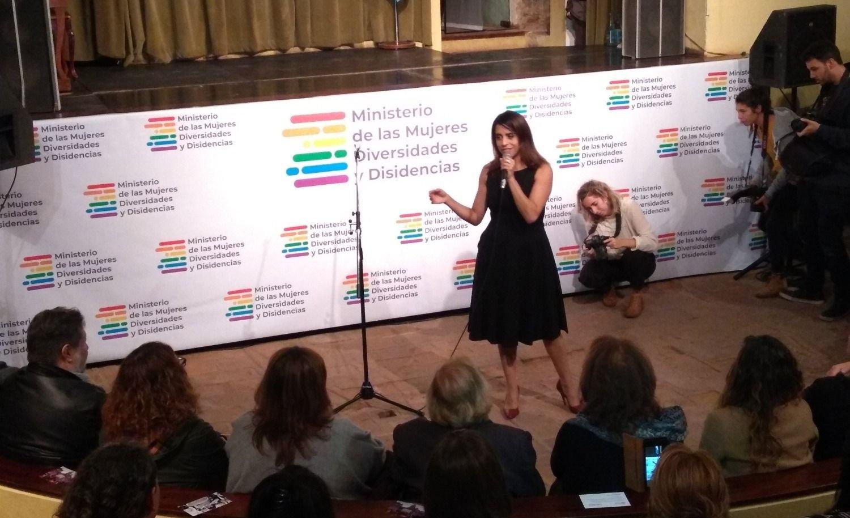 Presentaron un proyecto para crear un Ministerio de la Mujer y la Diversidad