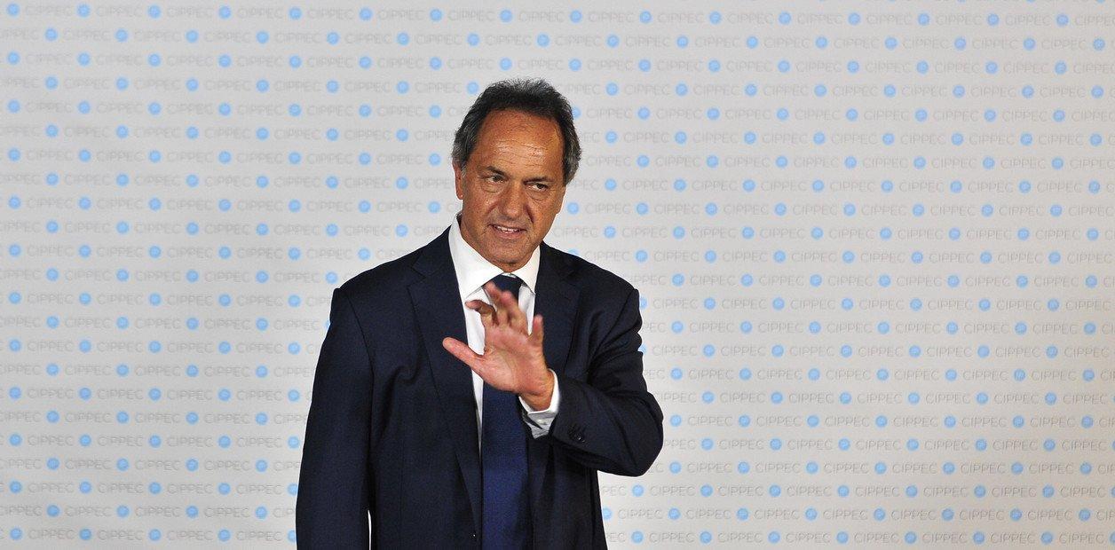 daniel scioli-PASO 2019-cristina fernández-cristina kirchner-elecciones-mauricio macri