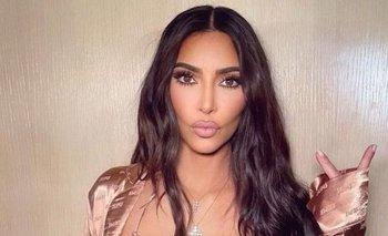 El raro e impactante look de Kim Kardashian en el Met Gala