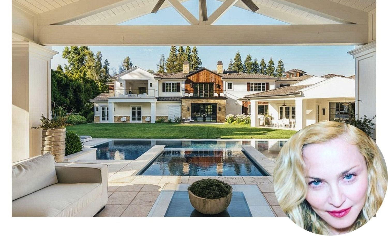 Madonna compró la casa de The Weeknd por una suma millonaria