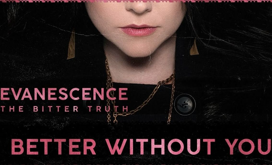 "Evanescence estrena el video de ""Better Without You"""