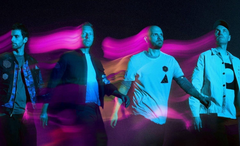 """Coldplay presentó un tema de otro planeta, """"Higher Power"""""""