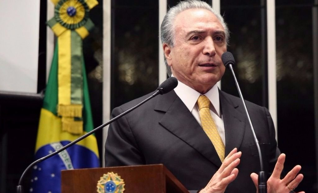 Lava Jato: detuvieron al expresidente de Brasil Michel Temer