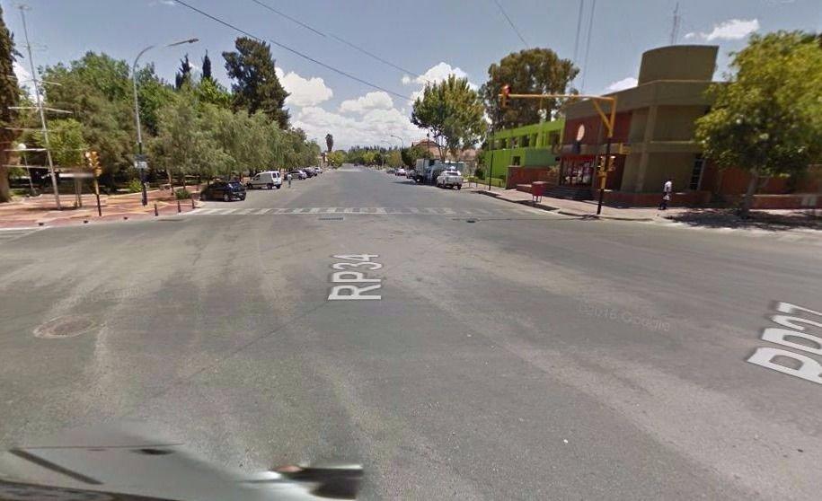 Lavalle: se mataron dos personas en un accidente vial