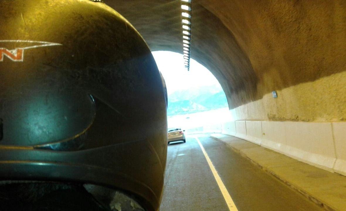 Cristo Redentor: realizarán cortes programados por trabajos en el túnel 14