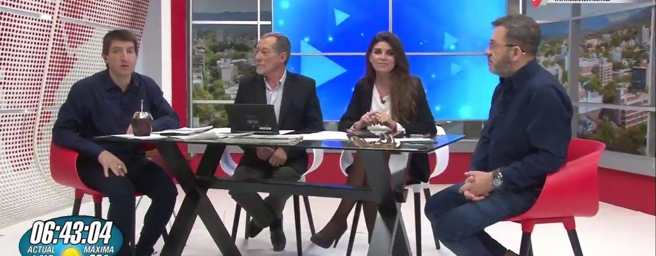 Canal 13 Transmite Esta Noche Nacimiento De La Hija De: El Blooper De Ricardo Mur Que Nos Hizo Tentar A