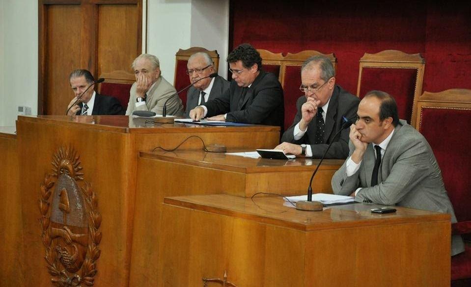 Alejandro Pérez Hualde se fue de la Suprema Corte de Justicia de Mendoza