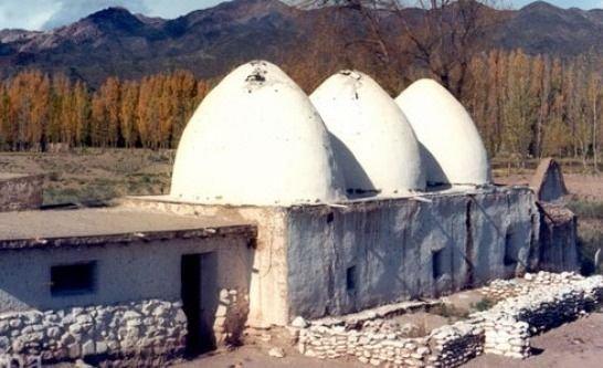 La Bóvedas de Uspallata, bajo la protección de la UNESCO