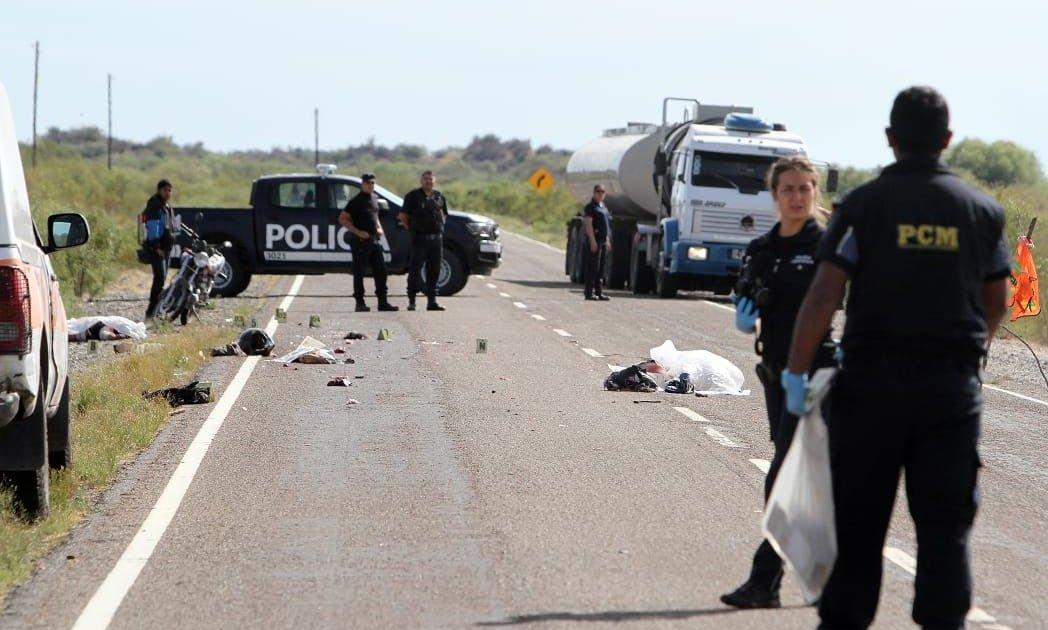 Dos mujeres murieron luego del despiste de un auto en el Acceso Este
