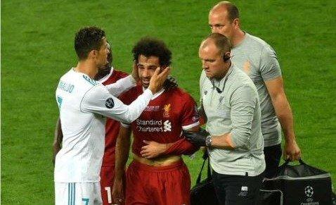 Egipto rezapor Salah - Deportes