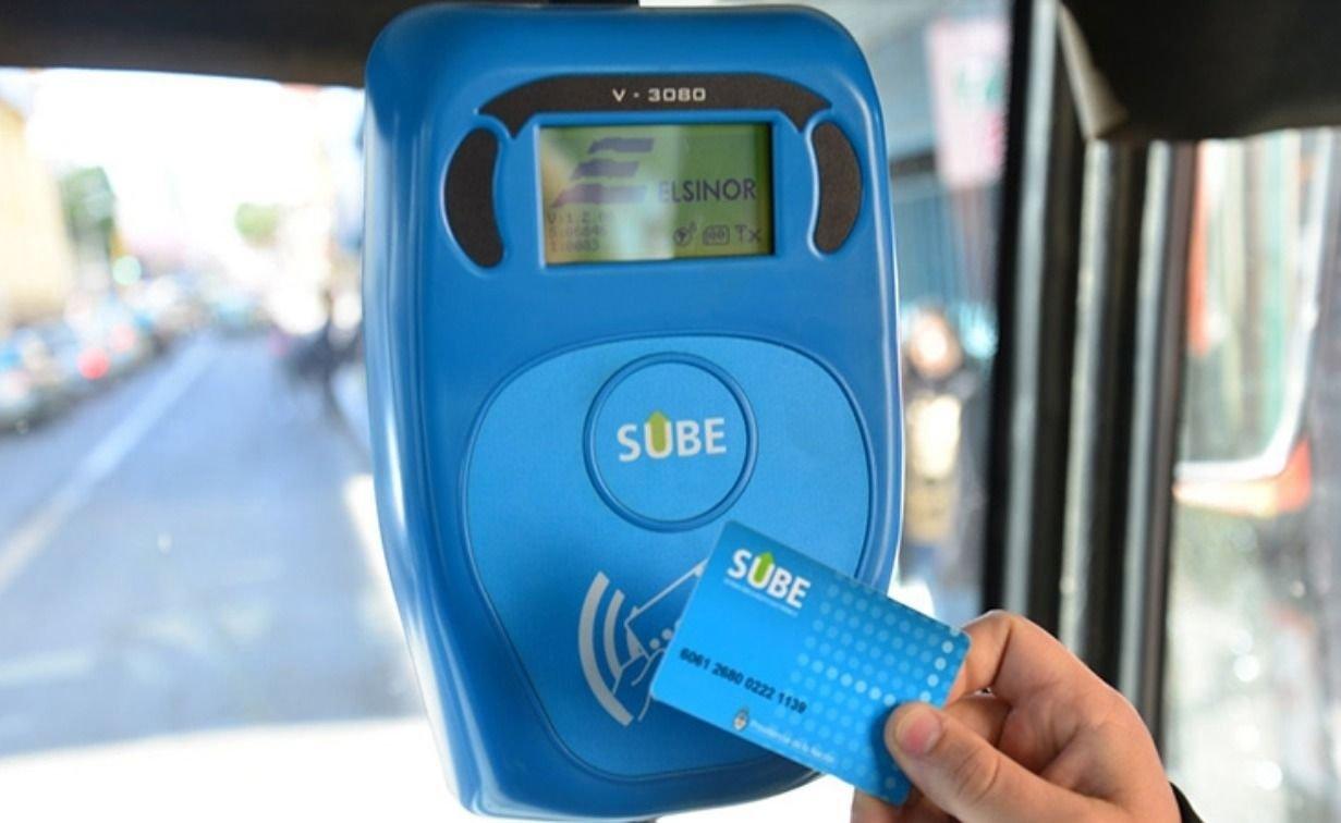 Oficializaron los beneficios para los usuarios de la tarjeta SUBE en Mendoza