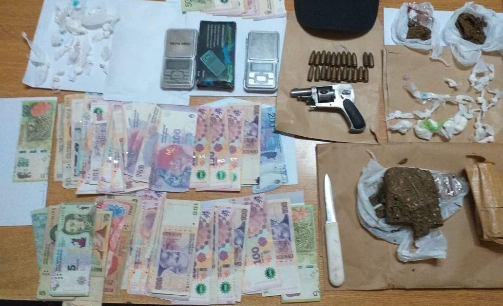 marihuana-droga-operativo-policiales-guaymallén-san-rafael-mendoza-detenidos