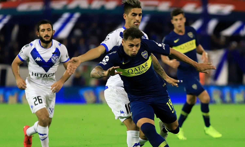 Copa de la Superliga: Boca y Vélez van por la semifinal en la Bombonera