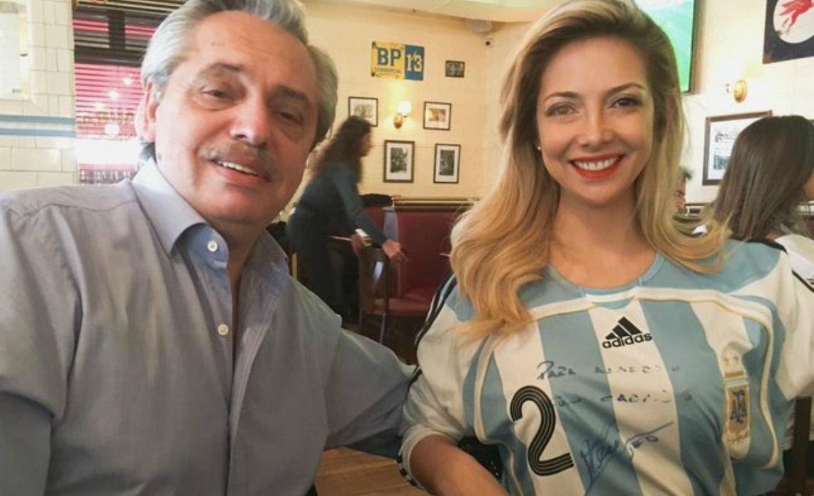 """Fabiola Yañez, novia de Alberto Fernández: """"Es una oportunidad gigante para el país"""""""