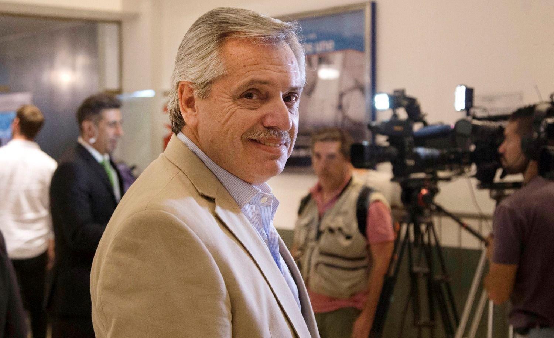 Alberto Fernández va a Santa Cruz para el primer acto de campaña